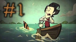 Don't Starve Shipwrecked (DLC) / Bölüm 1 [HD]