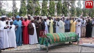 FULL VIDEO: Mazishi ya mkwe wa Kikwete yalivyofanyika Dar
