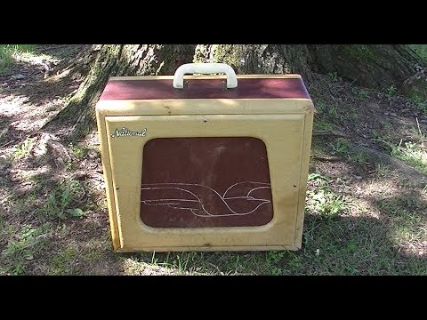 This Tweed Amp DESTROYS a Fender Tremolux! - National Valco Tremo-Tone 1224