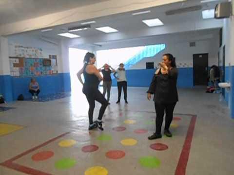Sevillana primera, segunda, tercera y cuarta..con Toñi 1 - YouTube