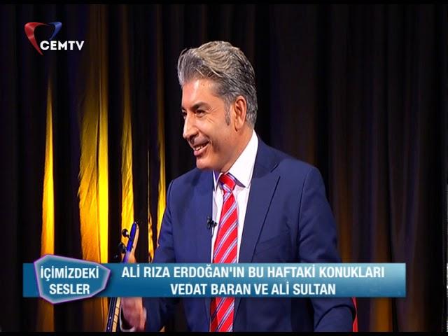 Ali Rıza Erdoğan İle İçimizdeki Sesler 08 Aralık 2019