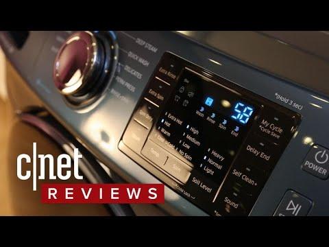Samsung WF45M5500AZ washing machine review