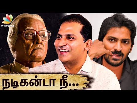 Vijay Sethupathi Gave me Biggest Appreciation : Vaibhav Brother Sunil Interview | Seethakathi