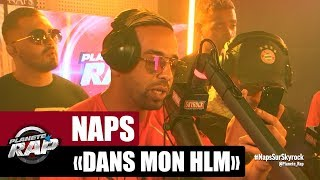 """[Inédit] Naps """"Dans mon HLM"""" #PlanèteRap Resimi"""