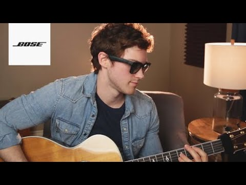 Musician Patrick Tanner Reviews Frames Audio Sunglasses | Bose