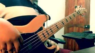 Ella es mi fiesta Cover Bass