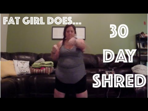 Jillian Michaels 30 Day Shred Final Results: AWESOME!