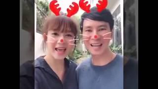Ca khúc Jingle Bells phiên bản gia đình Lý Hải Minh Hà