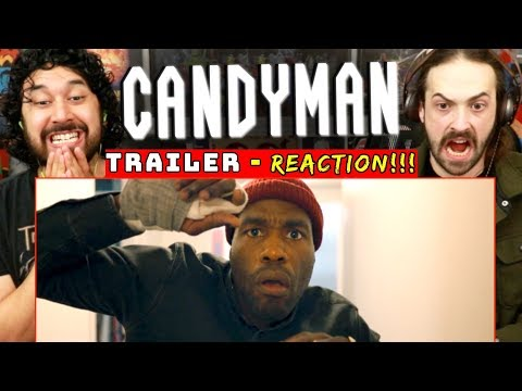 CANDYMAN - TRAILER | REACTION!!!