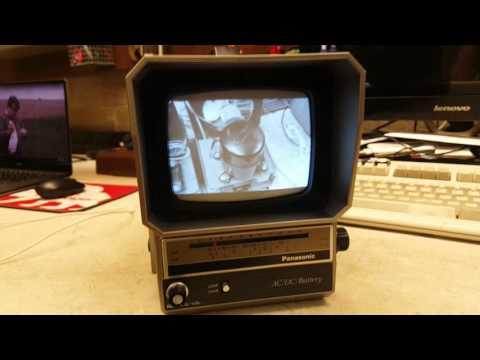 1983 Panasonic TR 5045P Television