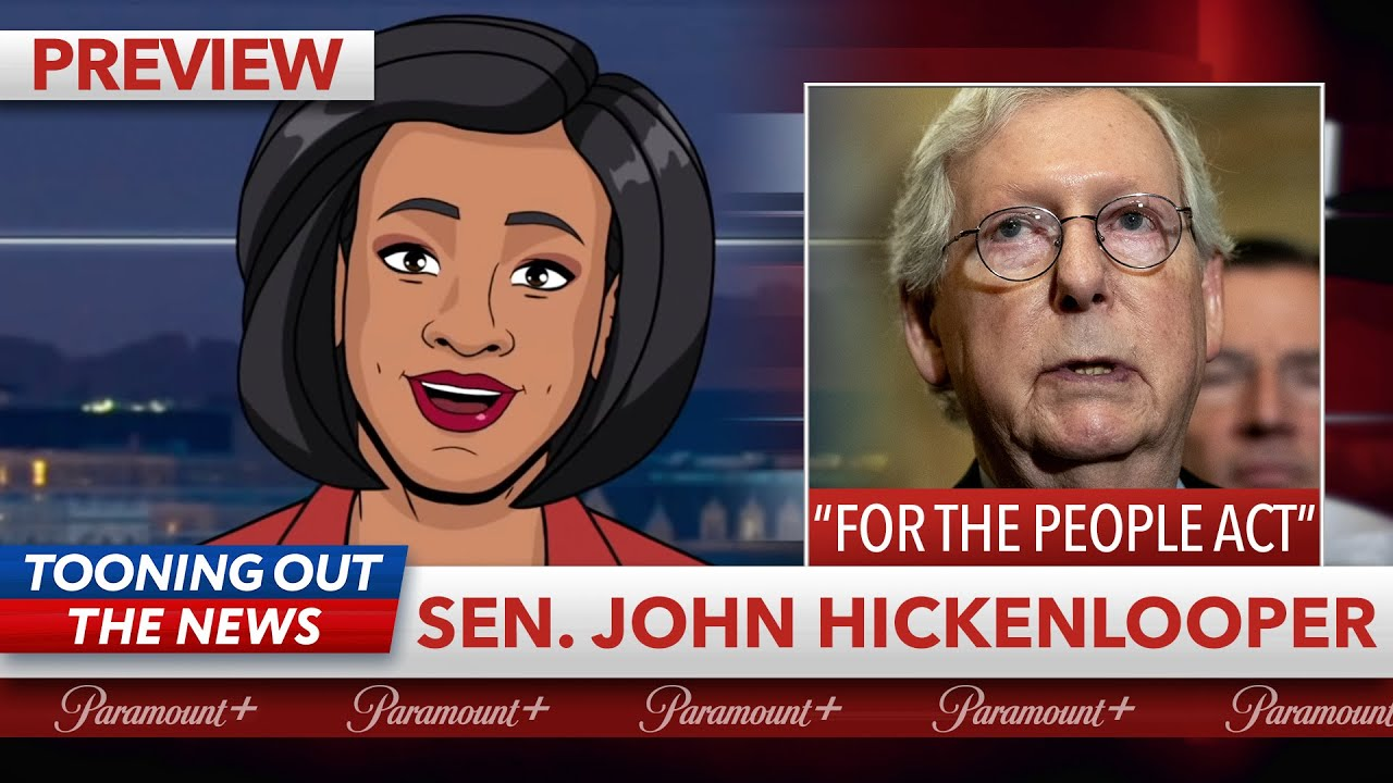 """BREAKING: The Establishment on """"For the People Act"""" final vote"""