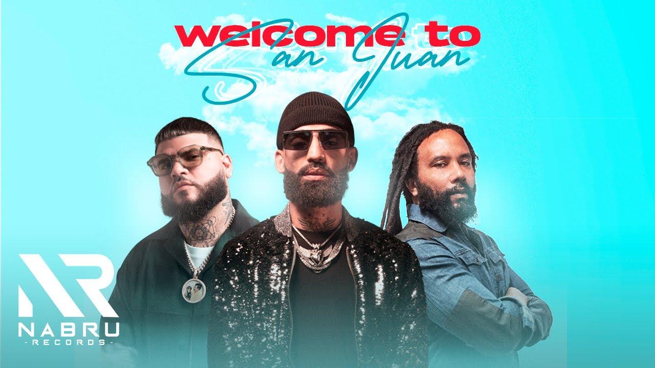 Download Alex Gargolas, Arcangel, Farruko, Ky-Mani Marley - Welcome To San Juan (Video Oficial)