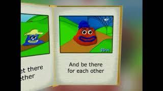 Gran enseñanza de dibujos animados para niños en edad Preescolar -