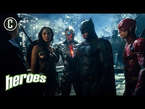 Justice League Spoiler Free Review - Heroes