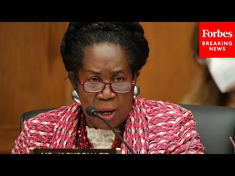 Sheila Jackson Lee Argues For Reparations During Debate On Bill She Sponsored