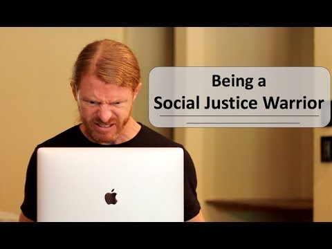 Being a Social Justice Warrior - Ultra Spiritual Life episode 88
