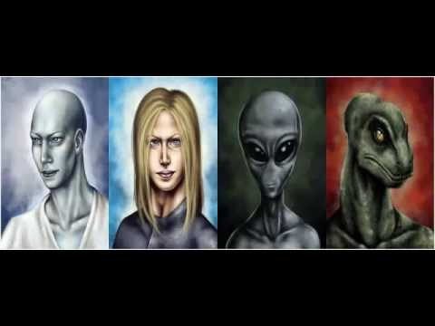 EX CIA OPERATIVE- ALIENS ARE CLONED AND ARE DIFFERENT MODELS NOT SPECIES.