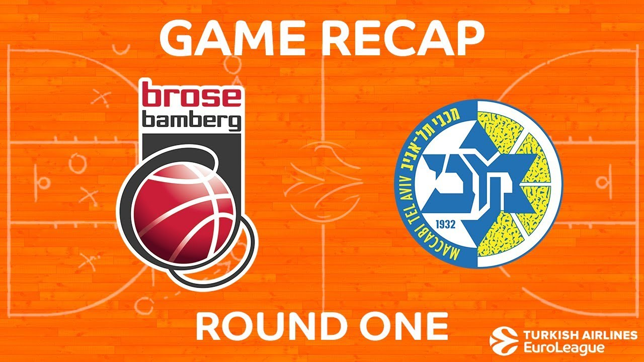 ÖZET | Brose Bamberg - Maccabi FOX Tel Aviv Videosu