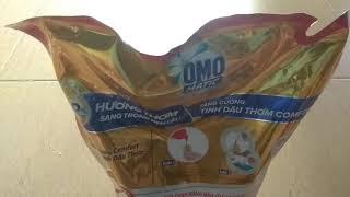 [Trên tay] Mua túi nước giặt Omo mactic trên Lazada , ổn không nhỉ ? - Ditadi.net