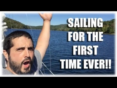 Shakedown Sail - My FIRST Time Sailing! - (S1E15)