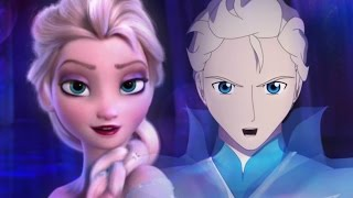 ❄Frozen:Let it go | Принц и Принцесса Зимы
