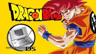 All Dragon Ball Z Games For Nintendo DS