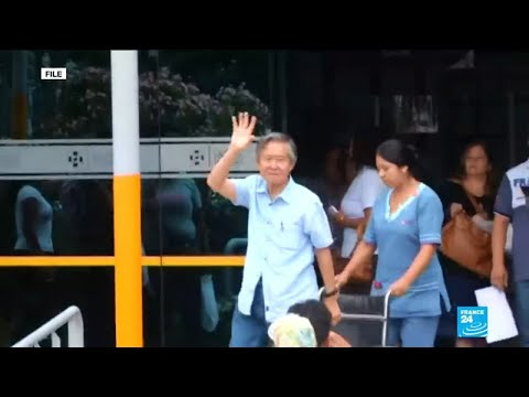 Fujimori returns to the hospital hours after being ordered to return to jail