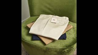 [남자 봄 코디] 에스메로 맞춤셔츠, 맞춤면바지 추천