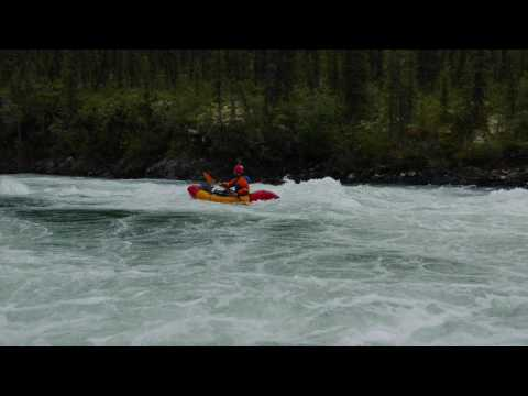 The Step, Little Nahanni River