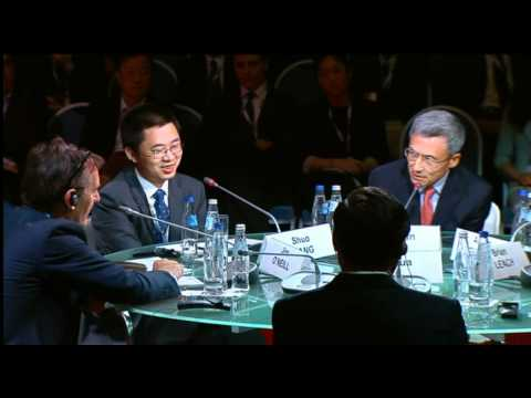 Caixin Debate at SPIEF - 2012 China Inflation