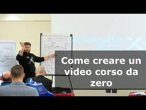 Come creare un video corso e fare soldi partendo da zero