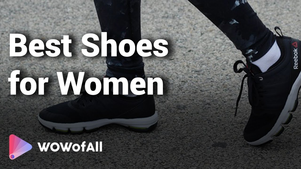 041ea50c6f 10 Best Shoes for Women In India 2018 With Price - YouTube