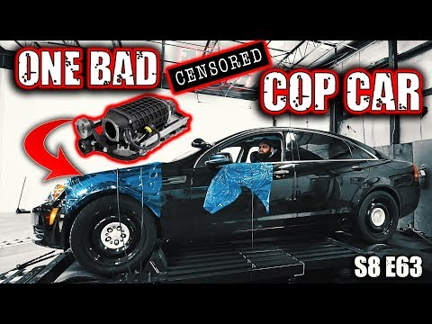 Supercharged Chevy Caprice PPV | RPM S8 E63