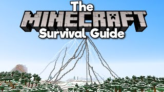 How To Build Mountains Pt.1! ▫ The Minecraft Survival Guide (Tutorial Let's Play) [Part 279]