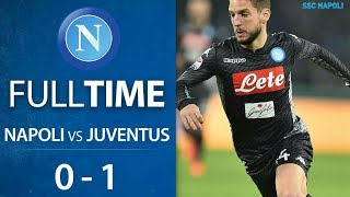 Highlights Napoli vs Juventus 0-1 Giornata 15  Serie A 02122017