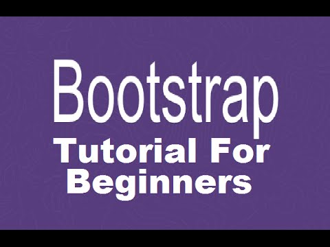 Twitter Bootstrap Tutorial Pdf