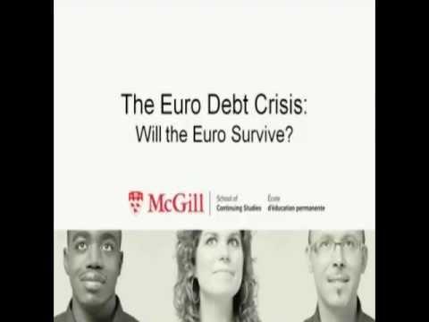The Euro Debt Crisis: Will the Euro Survive?