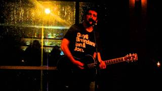 Jonah Matranga - Be Quiet & Drive & You Wear It So Well - Asbury Park, NJ - 11.22.11
