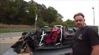 Unfallschaden Extrem Golf 2 VR6 oben ohne Teil 1.#Turbogockel #Vr6 #ABV #2,9#MK2#Golf#Volkswagen