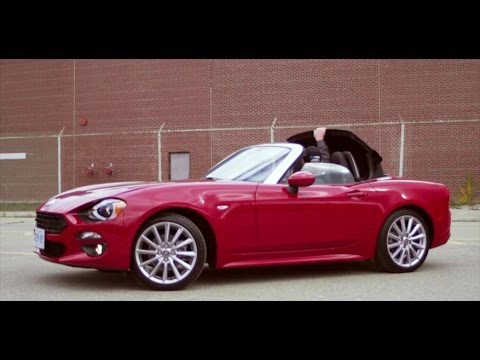 2017 fiat 124 spider lusso review part 1 youtube. Black Bedroom Furniture Sets. Home Design Ideas
