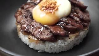 OKU Restaurant Kempinski Jakarta - [1 Minute Food Porn]