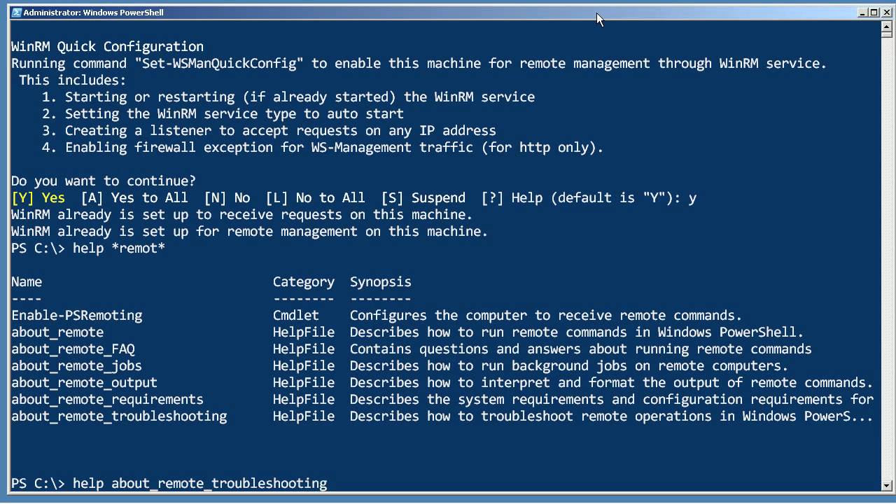 Chapter 10 - Enabling Remoting mp4