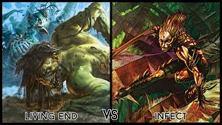 Modern Gauntlet of Greatness - Infect vs. Living End