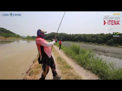 GSMC snakehead fishing  TEAM DAEGU 가물치낚시