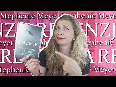 "CO TA STEPHENIE MEYER? | ""Chemik"" Stephenie Meyer + KONKURS"