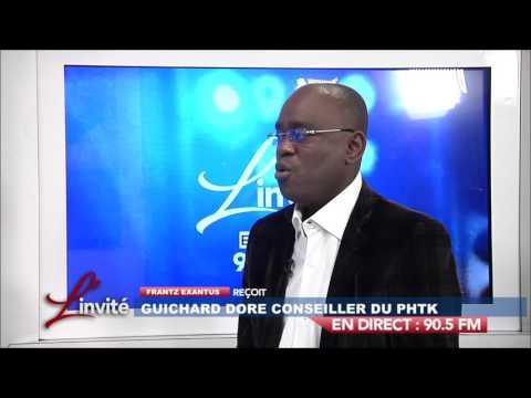 TELE SIGNAL 56: L'invité, Guichard Dore(17 Novembre 2016)
