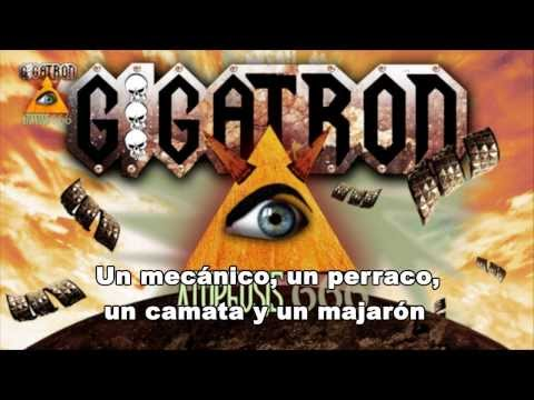 HÉROES DEL POWER (karaoke) - GIGATRON