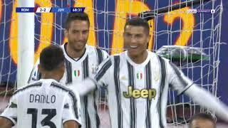 ملخص وأهداف روما و يوفنتوس | رونالدو يقود يوفنتوس لتجنب الهزيمة أمام روما |  الدوري الإيطالي