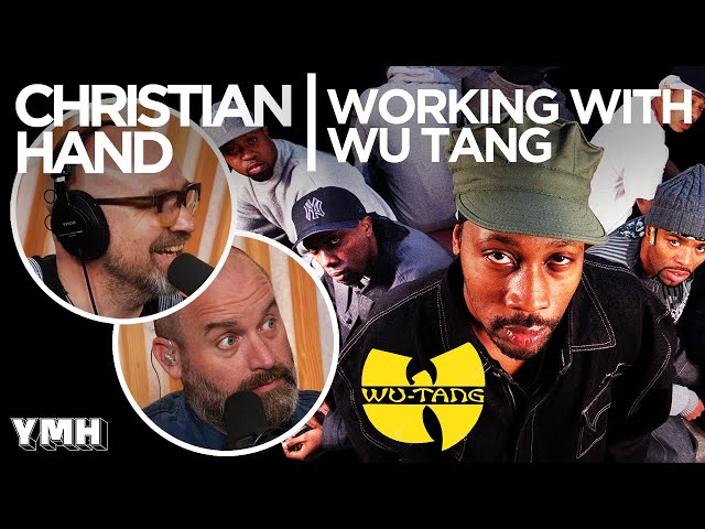 Christian Hand: Working With The Wu Tang Clan - Tom Talks Highlight