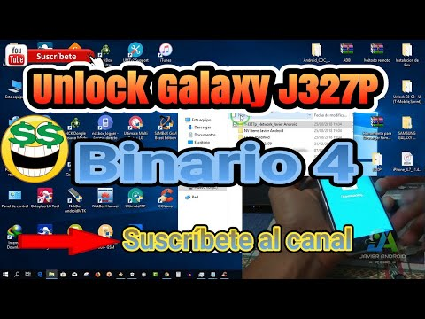 Desbloquear Samsung Galaxy J327P U4